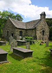 st michaels church, betws-y-coed, snowdonia